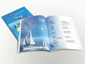 企业手册设计制作